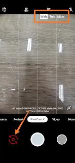 Ultrawide Xiaomi Jernih