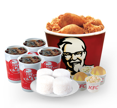 Kfc 10 bucket deal / La cantera black friday