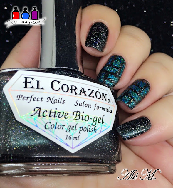 El Corazon, Gemstones, Black pearl, FUN Lacquer, Secret. Alê M., Aliexpress