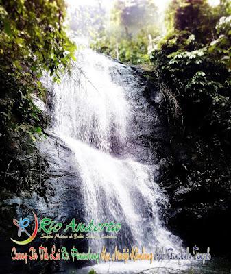 Curuq Air Tik Loi Desa Penembang Kecamatan Merigi Kelindang