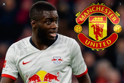 Why I Rejected Man United's Move - Upamecano Reveals