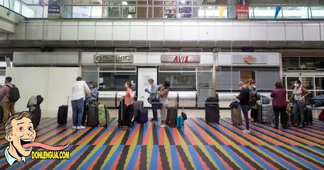 Régimen anuncia apertura de vuelos hacia Turqu - Irán - México y Dominicana