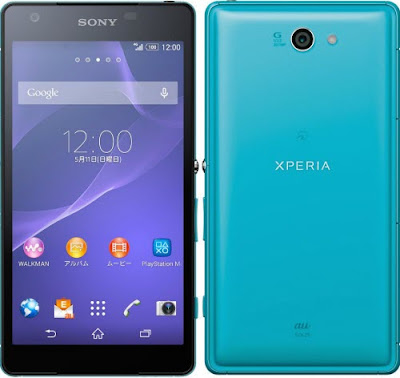 Sony Xperia Z2a complete specs and features