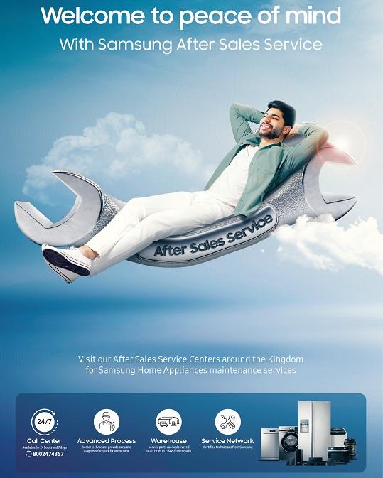 Samsung Electronics Saudi Arabia Consumer Electronics Customer Service