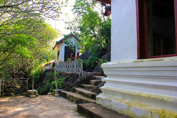 Wat Chom Si - Luang Prabang (Laos)