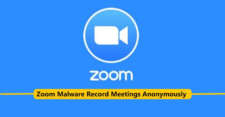 Zoom Malware