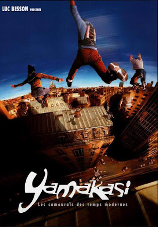 Poster Of Yamakasi 2001 In Hindi Bluray 720P Free Download