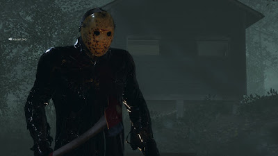 Friday The 13th: The Game - Jason Vorhees