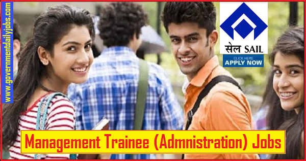 SAIL Delhi Jobs 2019, Apply Online 60 Management Trainee Posts