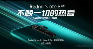 Redmi TV will launch with Redmi Note 8 series