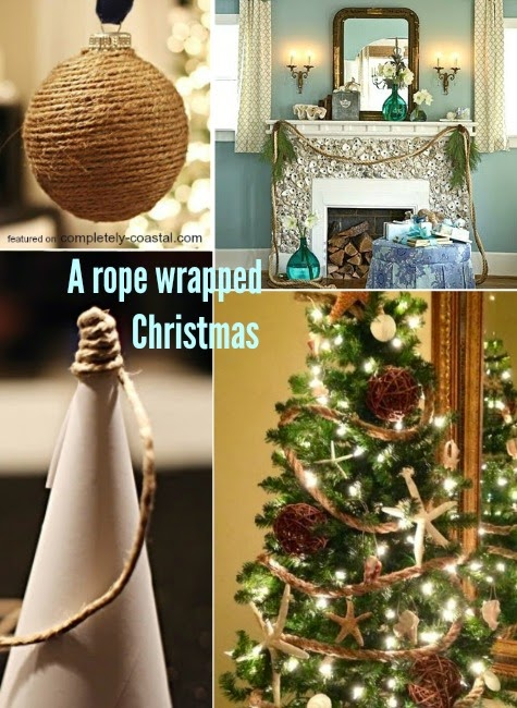 Rope Christmas Ideas