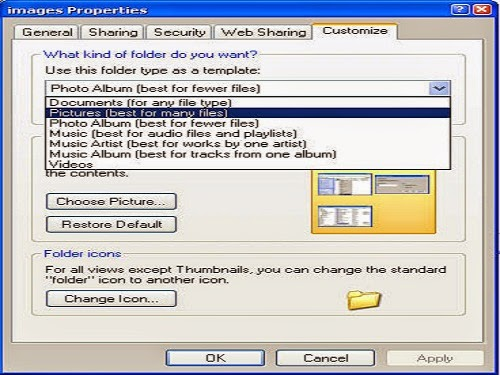 Any Folder as a Photo Folder