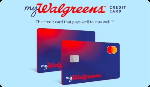 myWalgreens Credit Card
