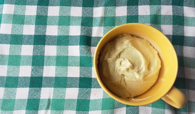 Kuchnia dawna dzisiaj – sos majonezowy z ziemniaków