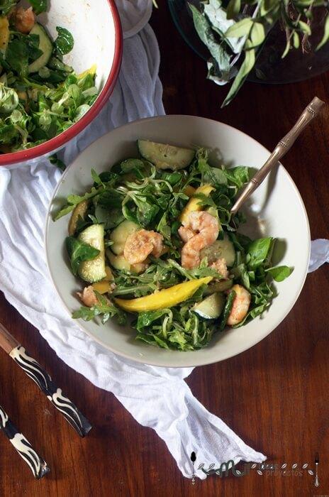 receta de ensalada de verano en thermomix