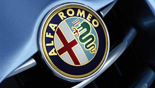 شعار سيارات الفا روميو,سيارات الفا روميو