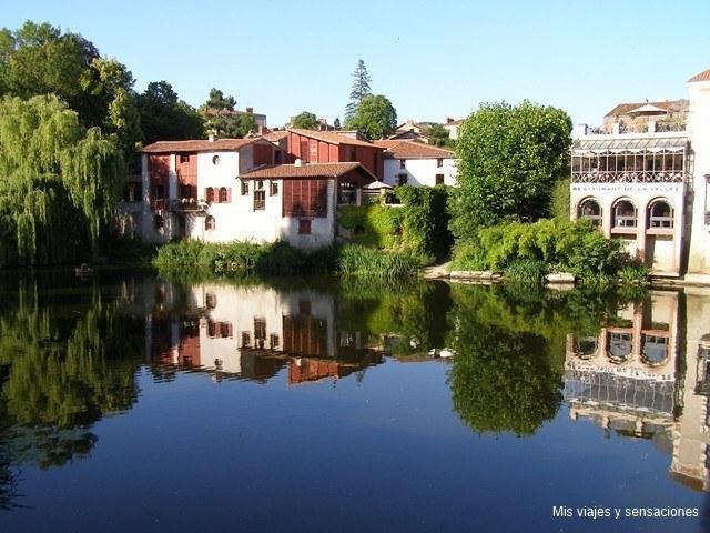 Pueblo de Clisson, Francia
