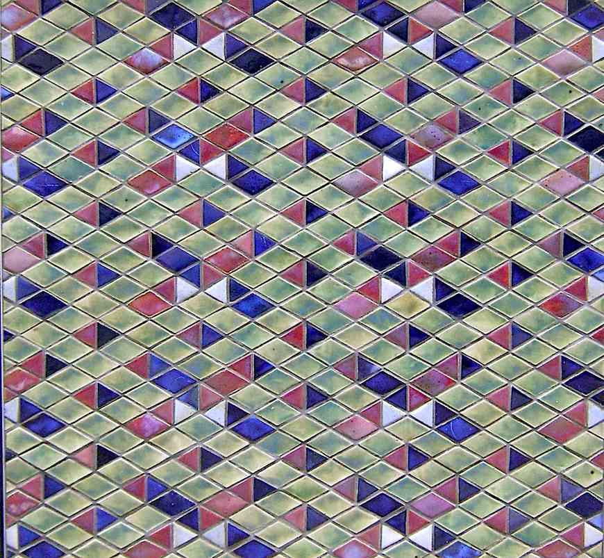 a Rupert Spira mosaic, 1990s