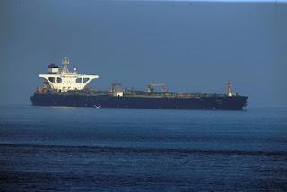 Bolton: Kapal Tanker Iran di Pelabuhan Suriah