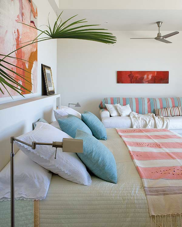 Bedrooms Decoration With Lots of Colors Combination - Best Colors Combination 3