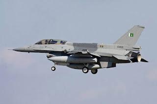 Jet Tempur F-16 Pakistan
