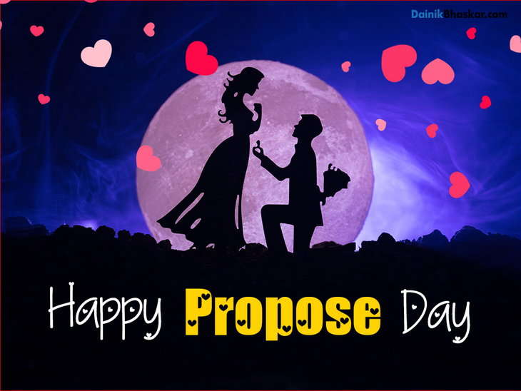 Propose Day • February 8