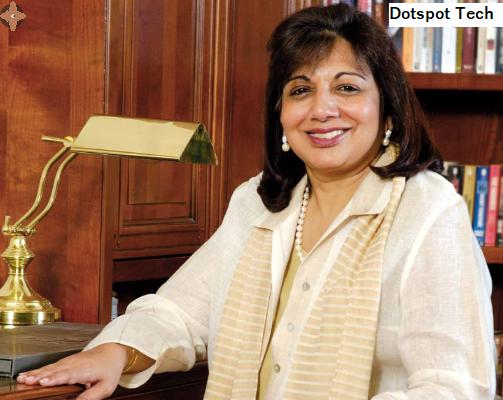 Ms Kiran Mazumdar-Shaw, Executive Chairperson, Biocon