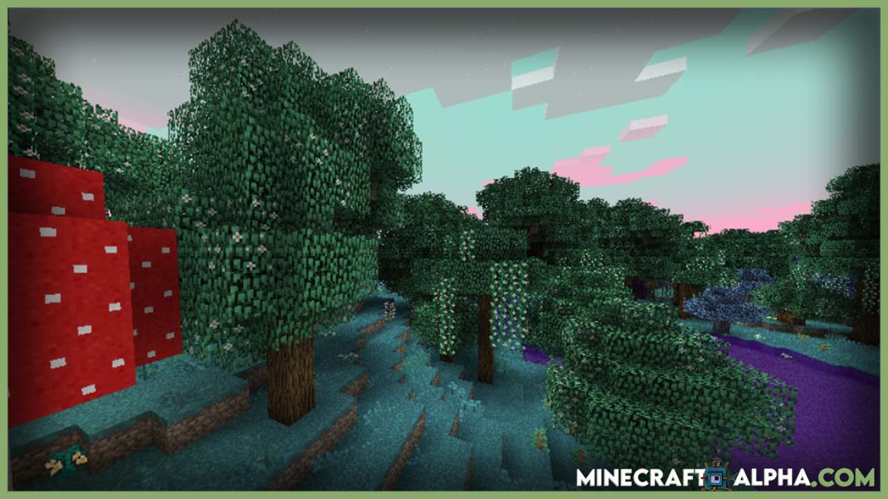 Minecraft Biomes O' Plenty Mod