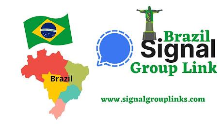 Brazil Signal Group Link