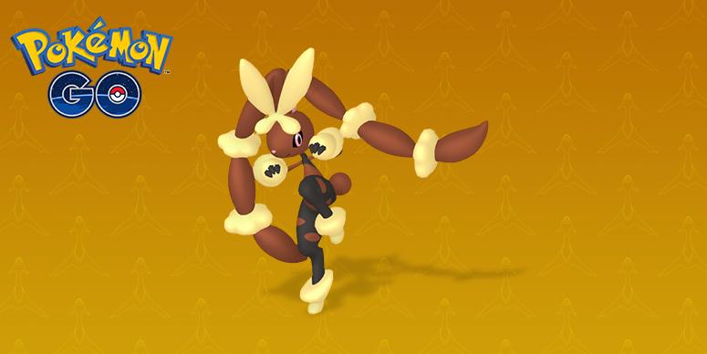 Mega Lopunny Pokémon GO