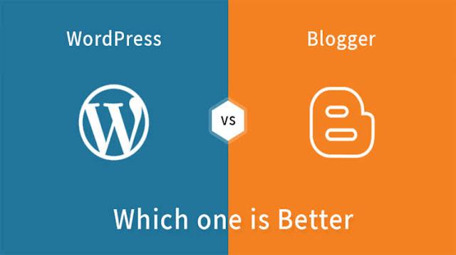 ওয়ার্ডপ্রেস ও ব্লগার (WordPress vs. Blogger): কোনটি ভাল এবং কেন ভাল?