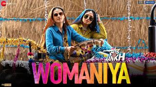 Womaniya Lyrics - Saand Ki Aankh - Vishal Dadlani - Vishal Mishra