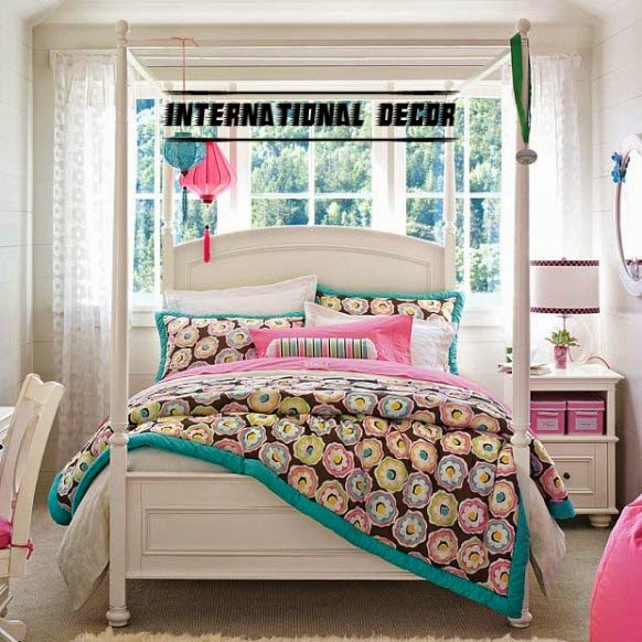 12 girls bedroom decor ideas furniture sets for Room decor 4u