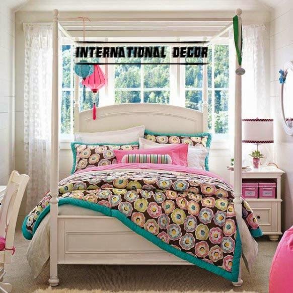 12 Girls Bedroom Decor Ideas, Furniture, Sets