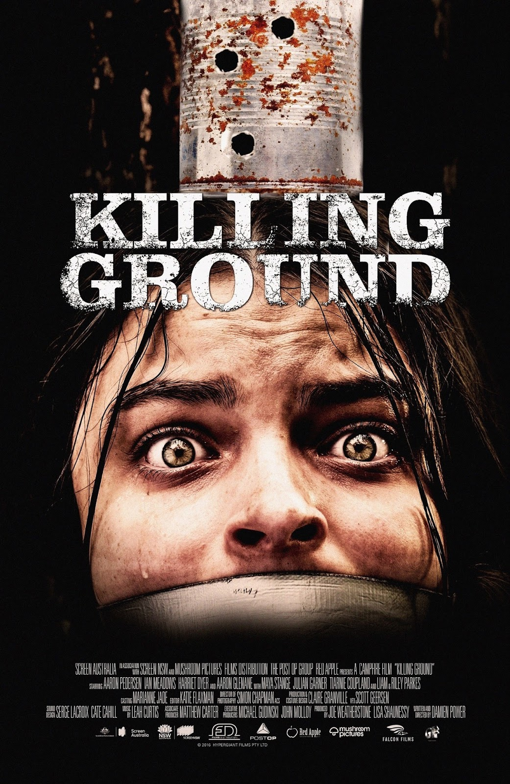 Killing Ground Legendado