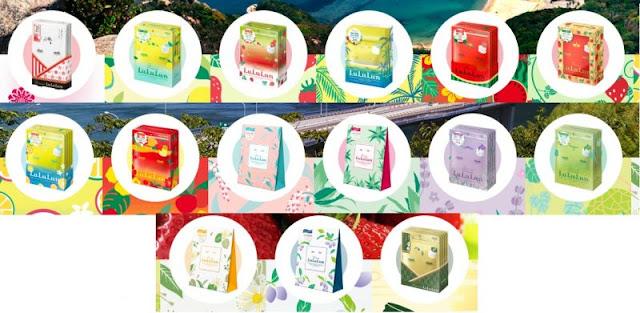 Mặt nạ Lululun Premium gói 5 miếng