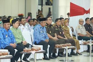 Rapat Koordinasi Antisipasi Meluasnya Penyebaran Pendemi Corona Virus Disease (Covid-19) di Provinsi Kaltara - Tarakan Info