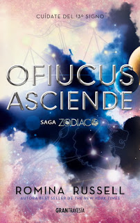 Ofiucus Asciende es el cuatro libro de Romina Russell