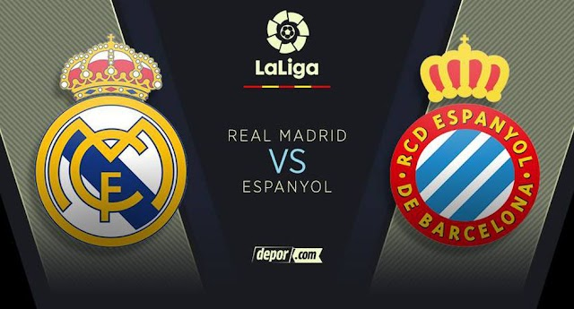 Real Madrid vs Espanyol AHORA: juegan EN DIRECTO por la fecha 32 de La Liga