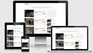 Seo amp Blogger Template Free Download Premium Version