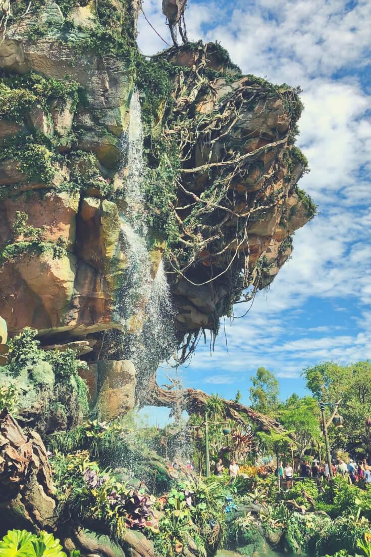 Top 7 Things You Should Do At Animal Kingdom, Walt Disney World | Visit Pandora to see some beautiful sights.