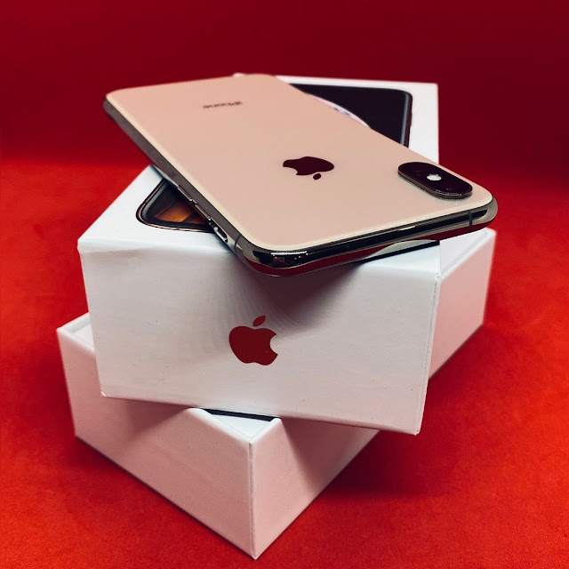 JUAL IPHONE XS BM