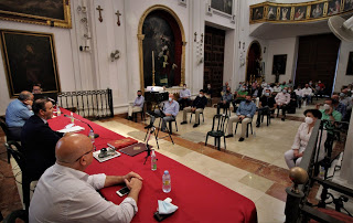 La Agrupación de Cofradías de Málaga pone a disposición de los abonados que lo soliciten el 100% del importe de las localidades procesionales de la pasada Semana Santa