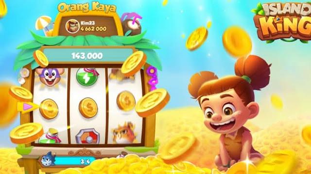 Penarikan Uang dari Island King