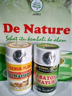obat penggemuk badan de nature