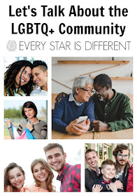 Let's Talk About the LGBTQ+ Community in Relation to the Diversity and Inclusion Bundle from Every Star Is Different