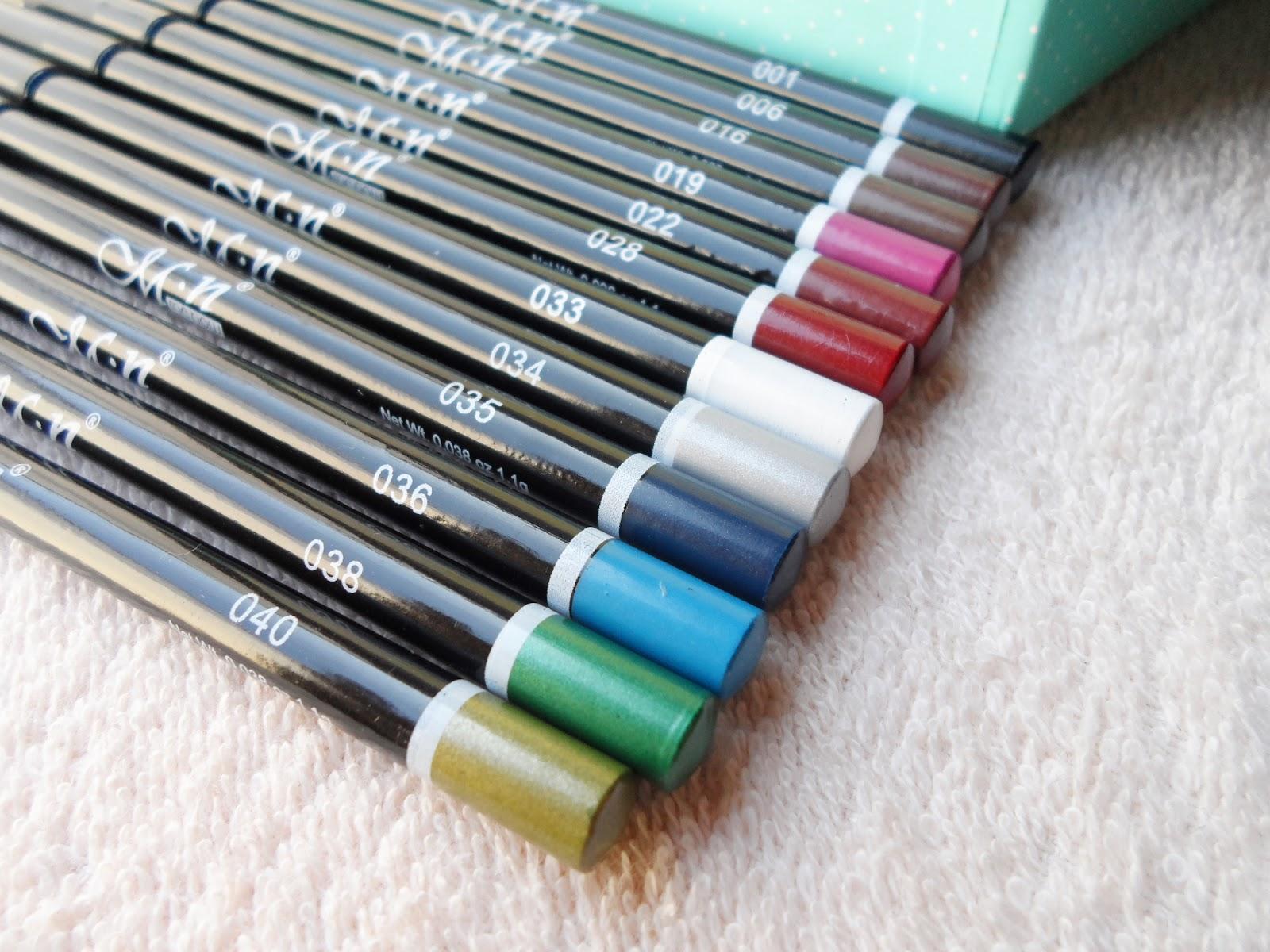 asian cosmetics menow pencils menow cosmetics