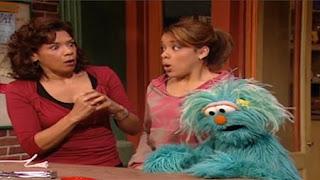 Rosita Gets Upset at Zoe and Abby. Gabi, Maria, Rosita. Sesame Street Preschool is Cool Making Friends