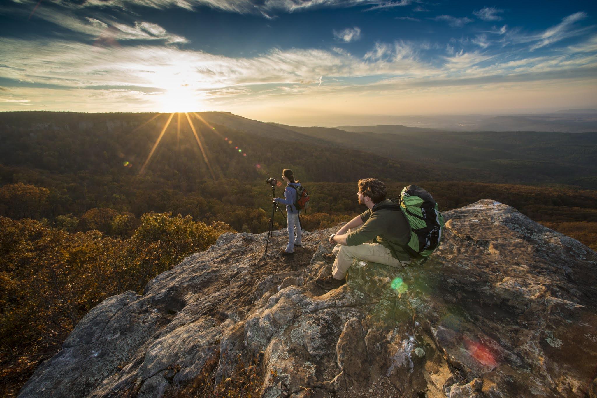 Mount Magazine State Park Arkansas