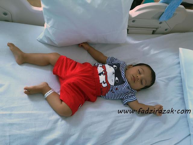 Anas Masuk Hospital